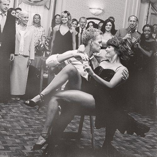 Neil Patrick Harris and Cobie Smulders