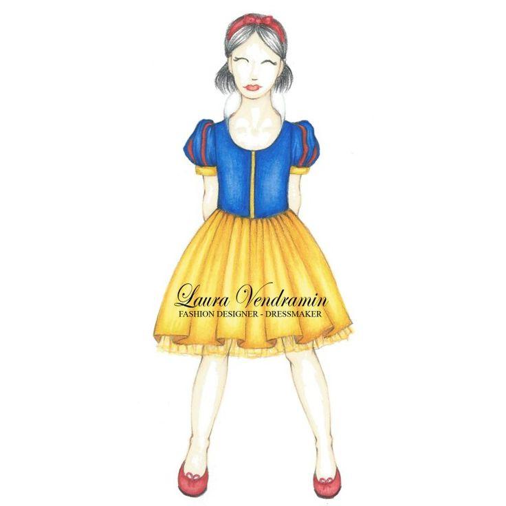 Princess Disney Snowhite