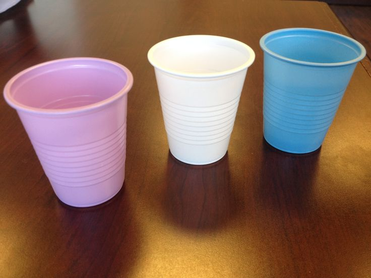 #Dynarex Disposable Patient Cups  Plastic made 5 oz. drinking cups have a unique design for added strength. Choose from five contemporary colors.