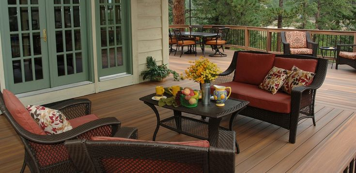 Beautiful Outdoor Living Fiberon Composite Decking Http