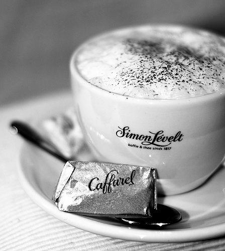 Cappuccino & Caffarel (by DHJ.V)