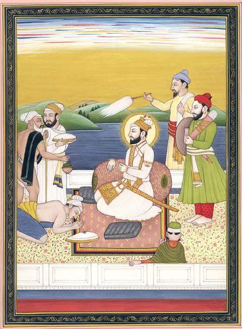 Guru Hargobind Ji  Sixth Guru