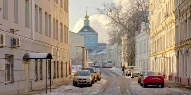 Изображение: Городские улицы: красота может быть разной