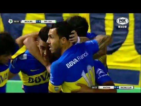 Boca Juniors 6-2 Dep. Cali - Fase de Grupos Copa Libertadores 2016