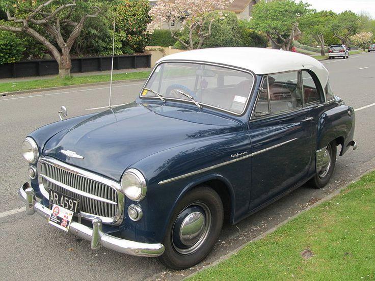 158 Best Hillman Cars Images On Pinterest British Car Vintage