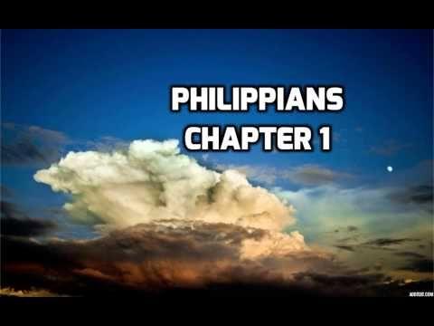 Bible Philippians Chapter 1 - NIV Bible Audio - YouTube