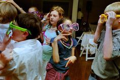 """Throw a """"Noon Year's Eve"""" party. 