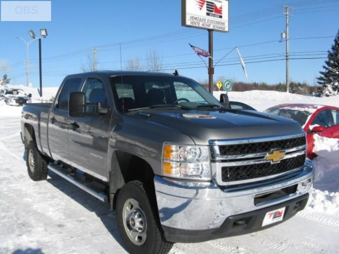Camions Chevrolet Silverado 2500HD 2013 Laurentides - Obonspot
