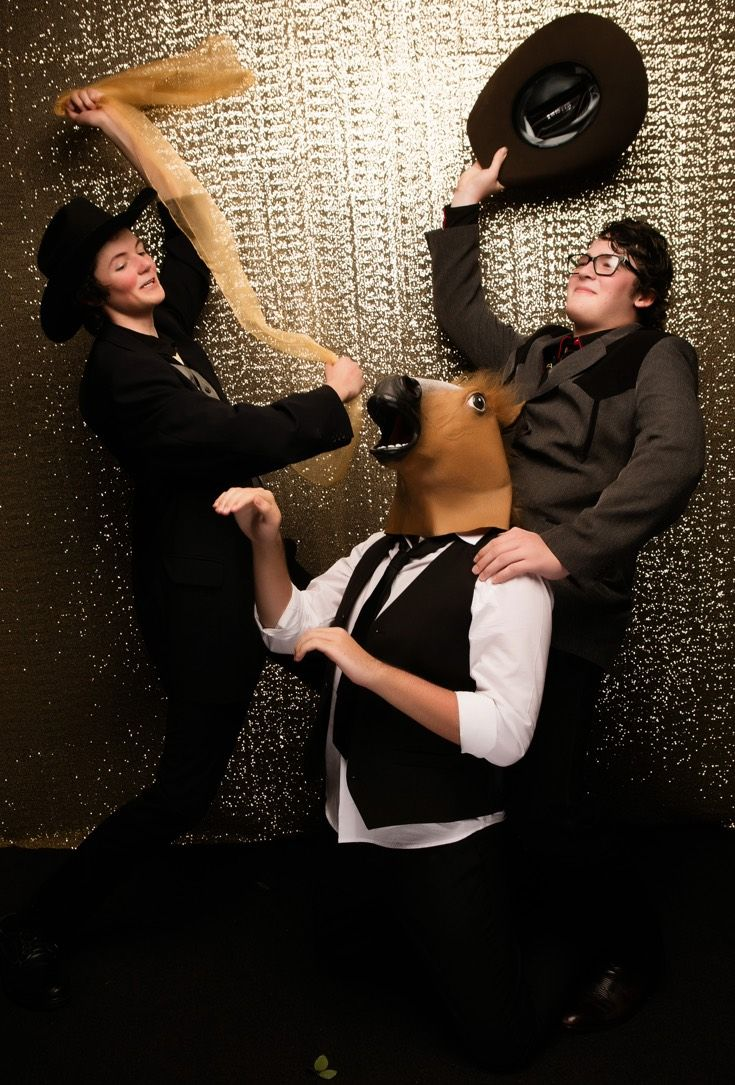 Kaipara Ball 2015. Really not sure what's going on here.... But we love it! www.whitedoor.co.nz