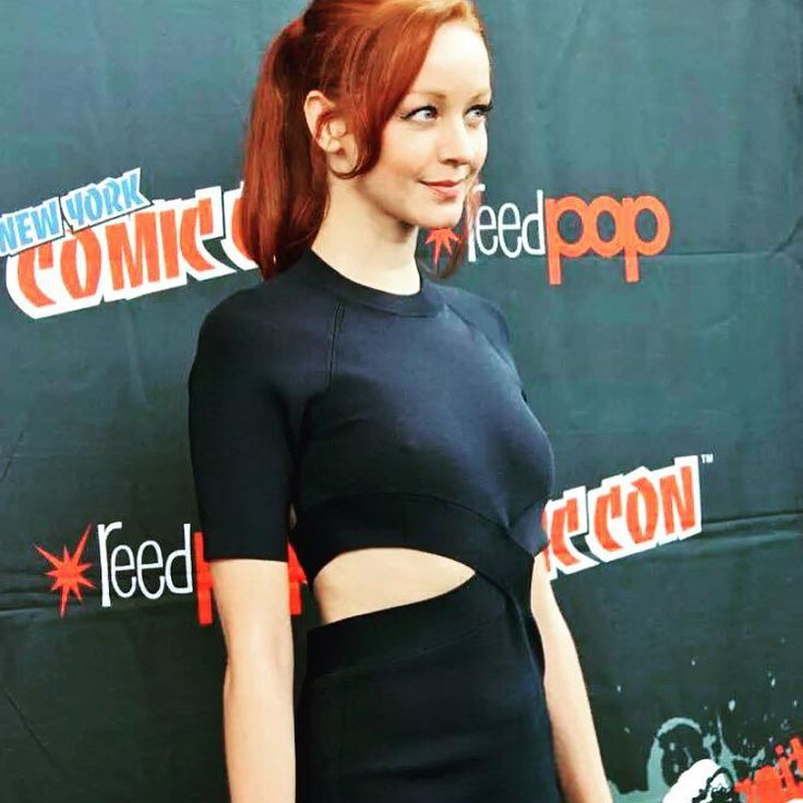 Lindy Booth @ NCC Comicon