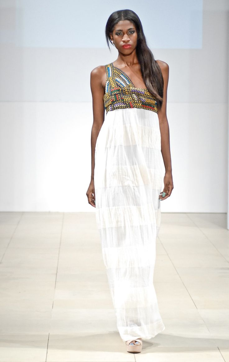 1000 images about Fashion on Pinterest African fashion Martin. Fikirte Addis at Africa Fashion Week in New York 2012