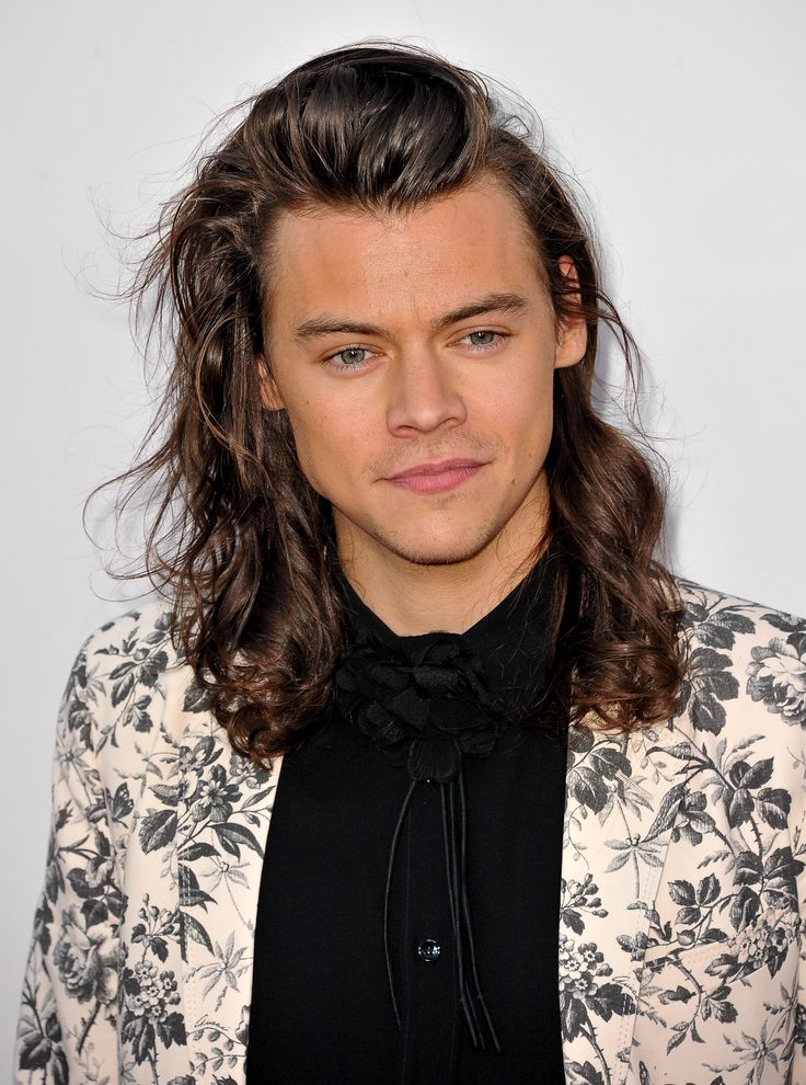 Harry Styles Just Revealed Exactly How Long He Wants To Grow His Hair