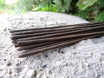 Absolute Black Frankincense Incense Sticks
