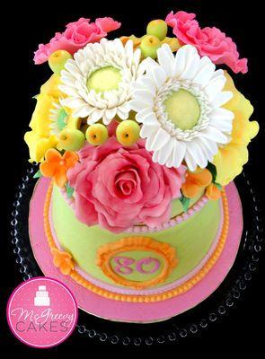 McGreevy Cakes - Akron, NY, US Full listing: https://www.cakedecorpros.com/9-mcgreevy-cakes