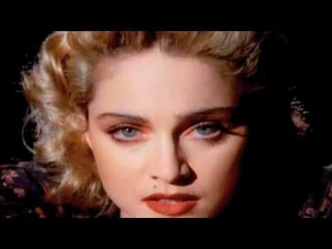 Madonna - Live to tell.  When Madonna was good. She used to write such good music about being confident and being a woman. Now there is no message.