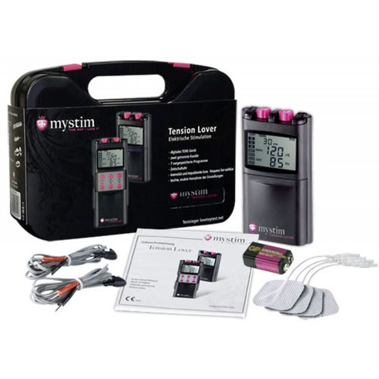 Electrosex : Mystim - Tension Lover E-Stim