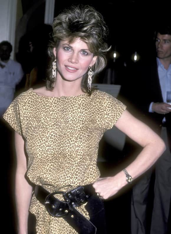 Markie Post lincoln