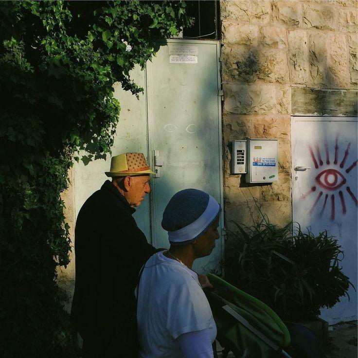 'Tapetum Lucidum' Jerusalem Israel April 2017 #iphoneonly #instagram #vsco