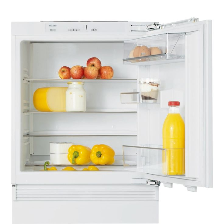 Buy Miele K9122 UI Integrated Undercounter Larder Fridge, A+ Energy Rating, 60cm Wide | John Lewis