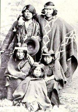 Lista de nombres mapuches para niñas
