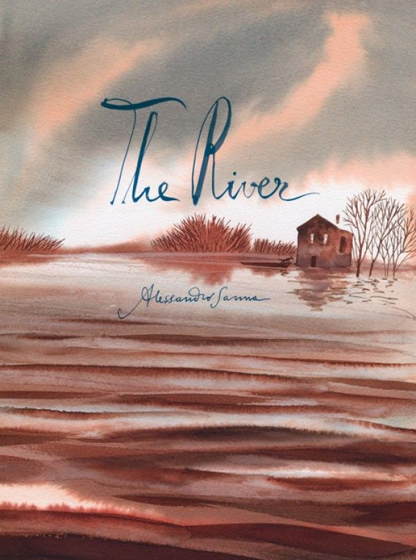 Breathtaking Book Cover: The River