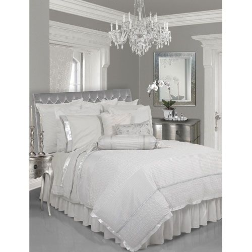 The Glittery World Of Silver Bedroom Ideas: 539 Best Images About Glitter En Bling On Pinterest