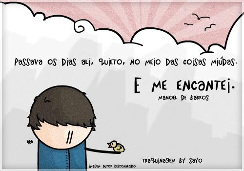 .Manoel de Barros