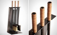 Fireplace Tools Modern 15 Modern Fireplace Accessories That Won't Ruin Your Decor | Brit + Co