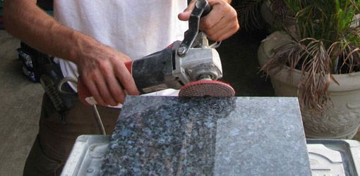 How to Install a Granite Tile Countertop | Todays Homeowner