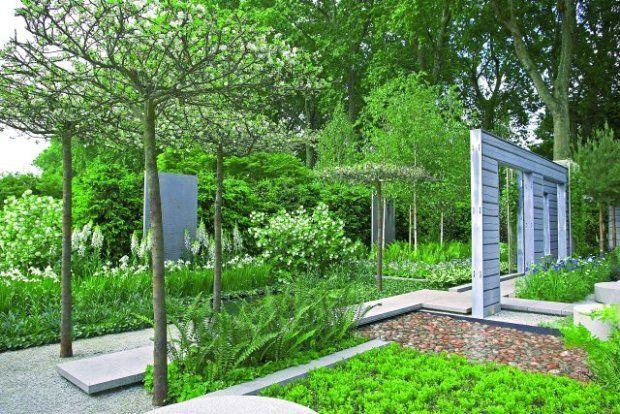 Zdjęcie numer 3 w galerii - Nowoczesne ogrody w wielkim stylu