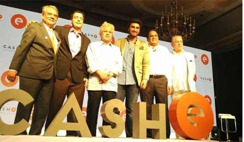 Actor Arjun Kapoor launches CASHe App