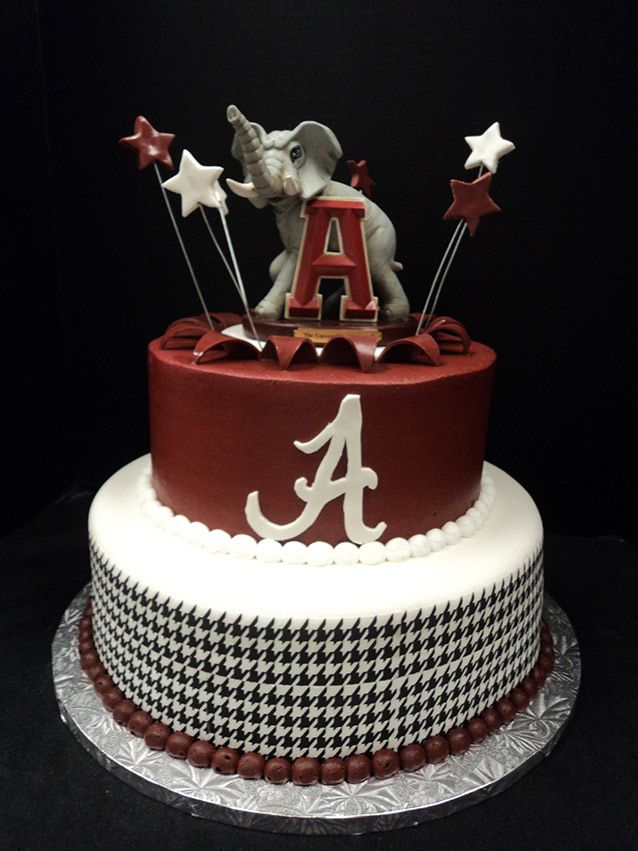 17 Best Ideas About Alabama Birthday Cakes On Pinterest