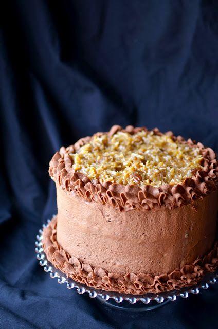 Yammie S Noshery German Chocolate Cake