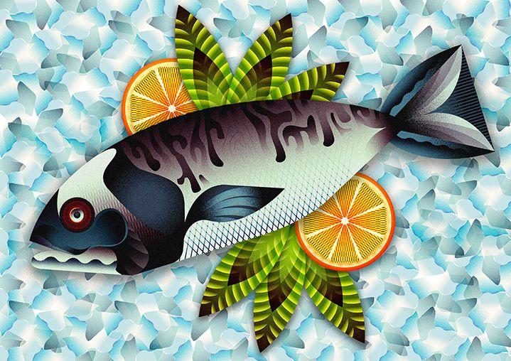 Jonny Wan   Vector Illustrators   Central Illustration Agency