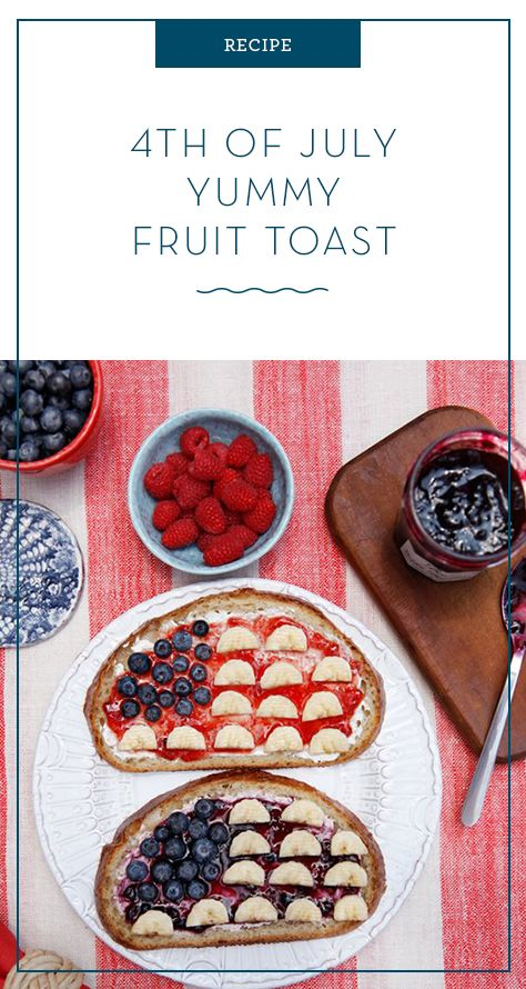 fun healthy 4th of july recipes