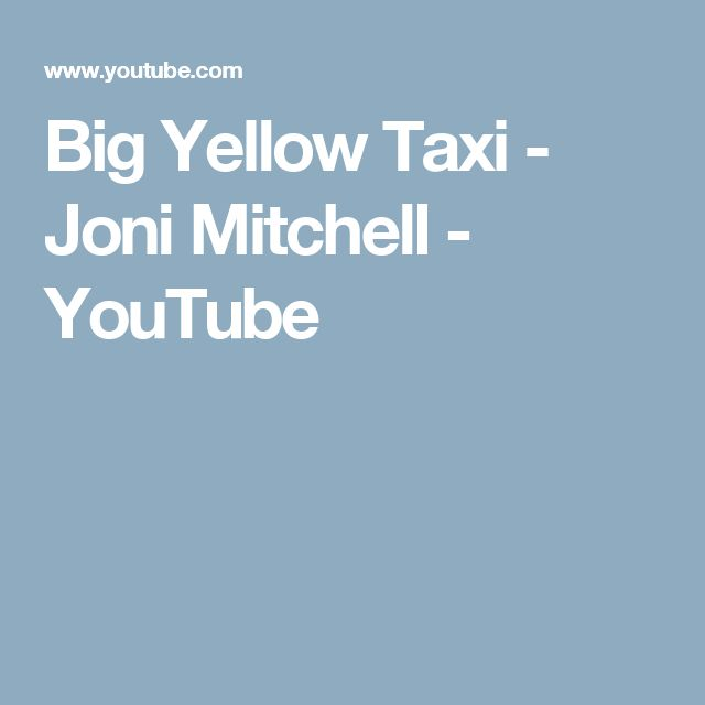 """the theme of regret in the counting crows song big yellow taxi I should've seen it coming when the counting crows counting crows: saturday nights, sunday mornings by single cover of joni mitchell's """"big yellow taxi."""