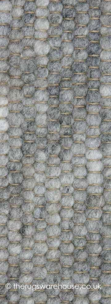 Chicago Light Grey Rug (texture close up), a luxurious pebble textured reversible 100% wool handmade rug (hand-woven in Morocco, available in 11 sizes and also custom sizes) http://www.therugswarehouse.co.uk/modern-rugs3/chicago-rugs/chicago-light-grey-rug.html #rugs