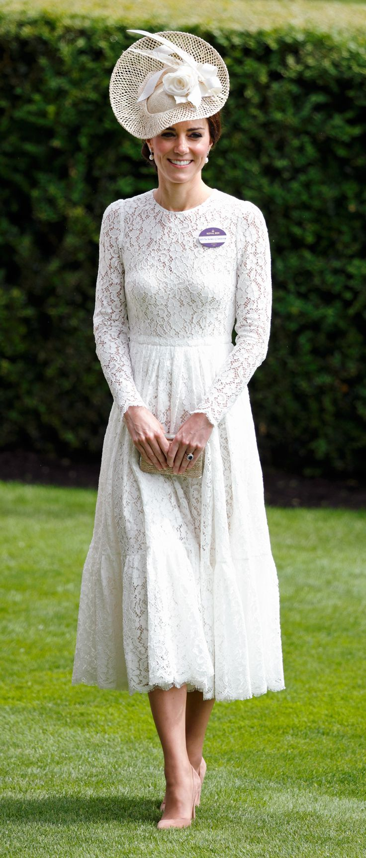 Kate Middleton's Most Memorable Outfits - June 15, 2016 from InStyle.com
