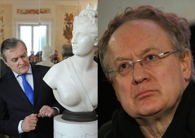 """Robert Gliński o bracie-wicepremierze: """"Mój BRAT TO IDIOTA i naiwniak"""""""
