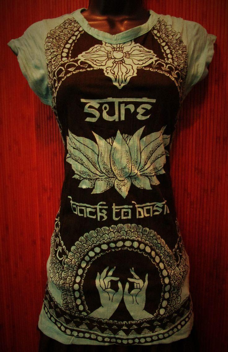 Sure design t shirts and clothing - Women S Sure Design Lotus Flower T Shirt