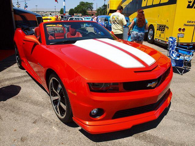2011 Camaro SS Convertible | Flickr - Photo Sharing!