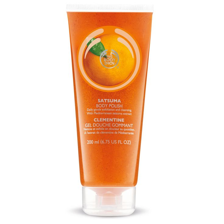 The Body Shop Body Polish in Satsuma