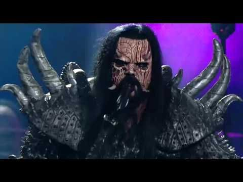 Lordi - Live at UMK 2016 ( Hard Rock Hallelujah w/medley)