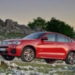 2015 BMW X4 Side 150x150 2015 BMW X4 Full Review, Features with Images