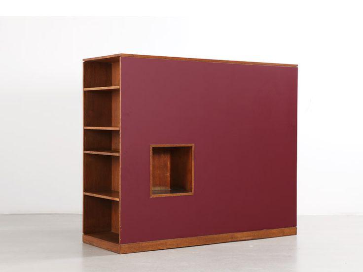 Charlotte Perriand & Le Corbusier Wardrobe, 1956-59