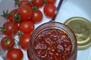 Tomato Chilli Jam |