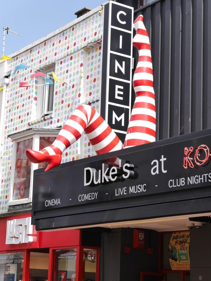 Komedia, Brighton Lanes