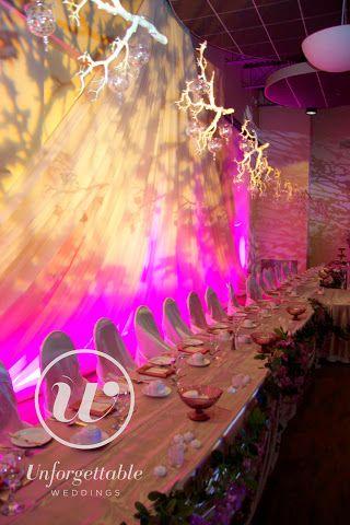 Unforgettable Weddings Sudbury Ontario Wedding Decor, Party Decor, Special Event Decor Draping  Lights #weddingdecor #wedding #decor