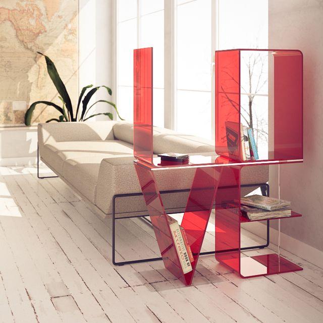 Love Shelf By Ricard Mollon