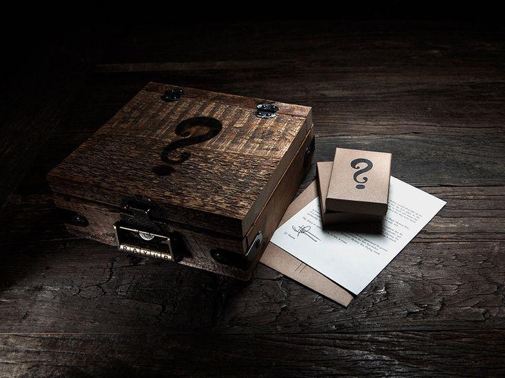 Mystery Box - J.J. Abrams x theory11